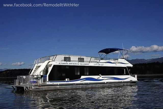 Sunshine Houseboats: will be featured at the Home Show and are also donating a 4day/3night vacation! Whether you are into the adrenaline pumping excitement of watersports, a relaxing day fishing in the sun, late night campfire, or swimming at dawn with 1 houseboat for every 10km of shoreline, Sunshine Houseboat Vacations is perfect for you.