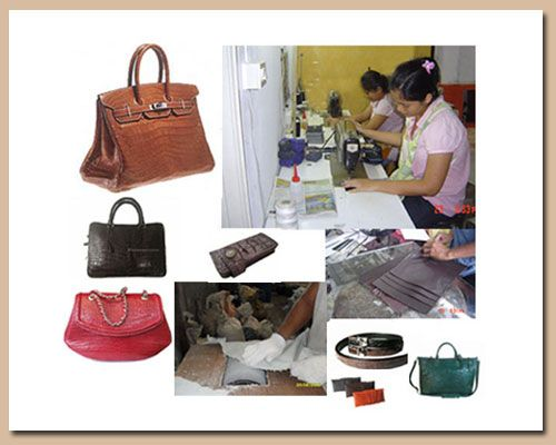 439ba6a280d Thai Oriental Leather  Manufacturer of Genuine Exotic Leather Products.  Visit Luxury Leather Products by Sanchaa at www.thaiorientalleather.com