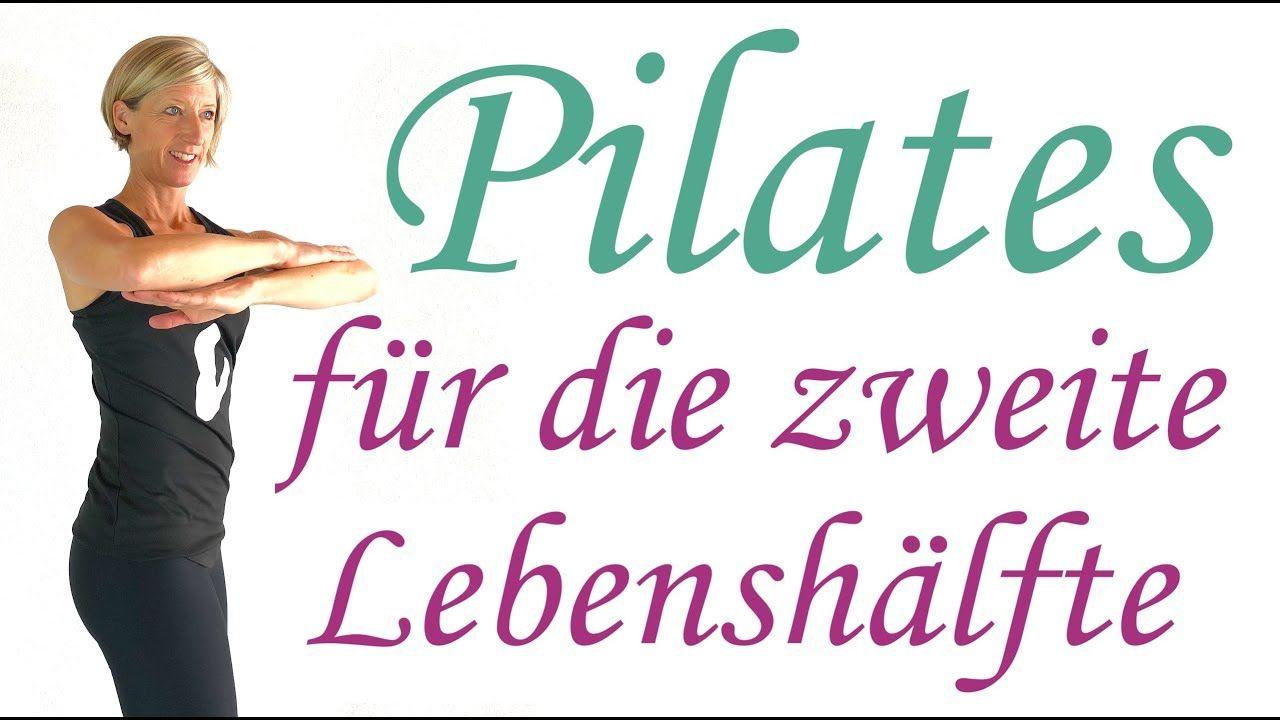30 Min Gÿœ Sanftes Pilates Training Ohne Hilfsmittel Youtube In 2021 Pilates Training Pilates Pilates Fur Anfanger