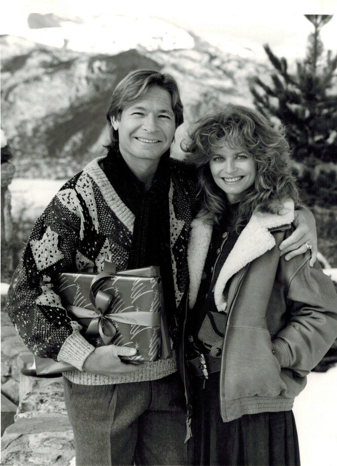 John and Cassandra - Christmas in Aspen, 1988.   John Denver in 2018 ...