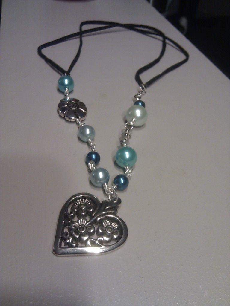 08e8d16a2476 My first handmade necklace