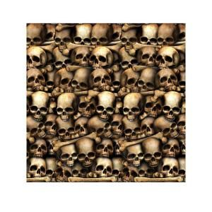 Beistle Catacombs Scenery Backdrop 00916B at The Home Depot - Mobile