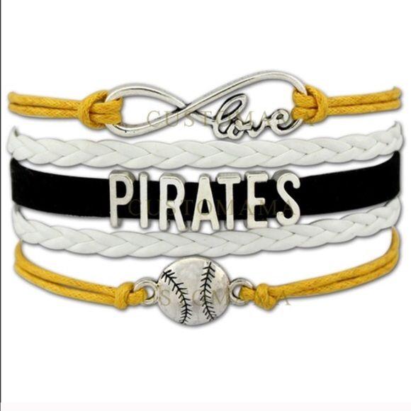 Pittsburgh Pirates Bracelet Nwt Brand
