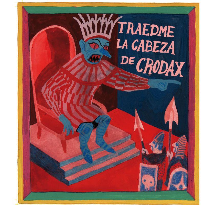 La Pequeña ciudad de P.: Brecht Evens, un belga de mancha y capa