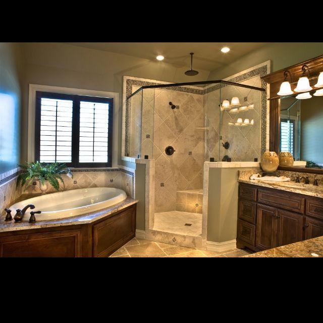 Pretty bathroom Master Bathroom Ideas Pinterest Baños, Baño y