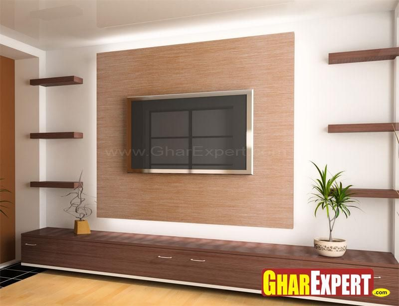 Best IdeaOpenness Nuance Living Room Enchanting Spacious Bright Design With Television Wall Unit On Beige Paint Color Ideas