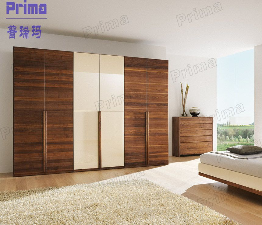 Modern Cheap Indian Bedroom Wardrobe Designs Cabinet Metal For Sale
