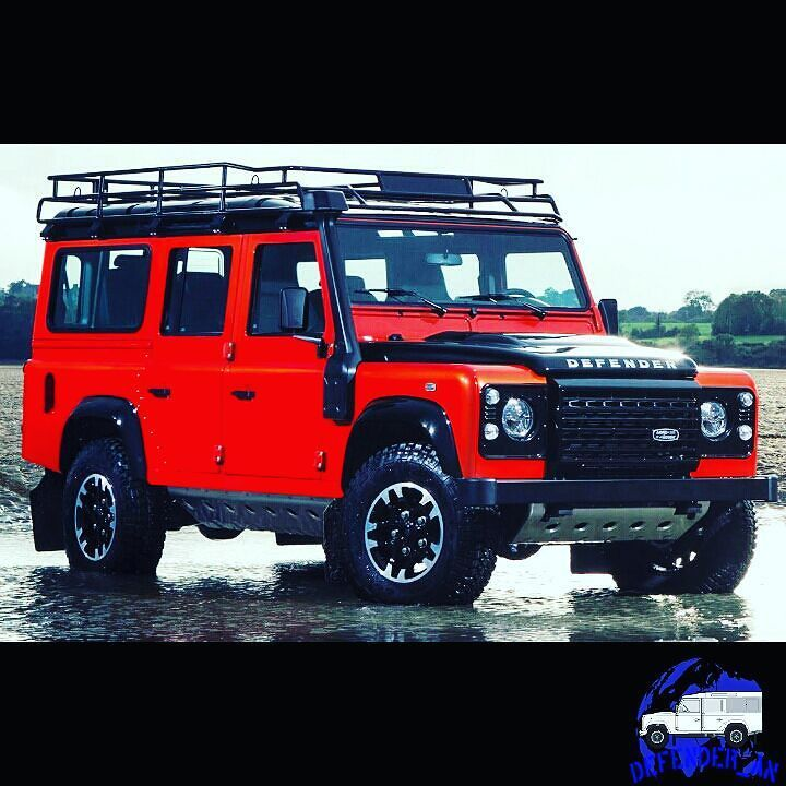 Lr Defenders On Instagram Like Tag Your Friend Defender Landrover Red Landroverd Land Rover Land Rover Defender Land Rover Defender 110