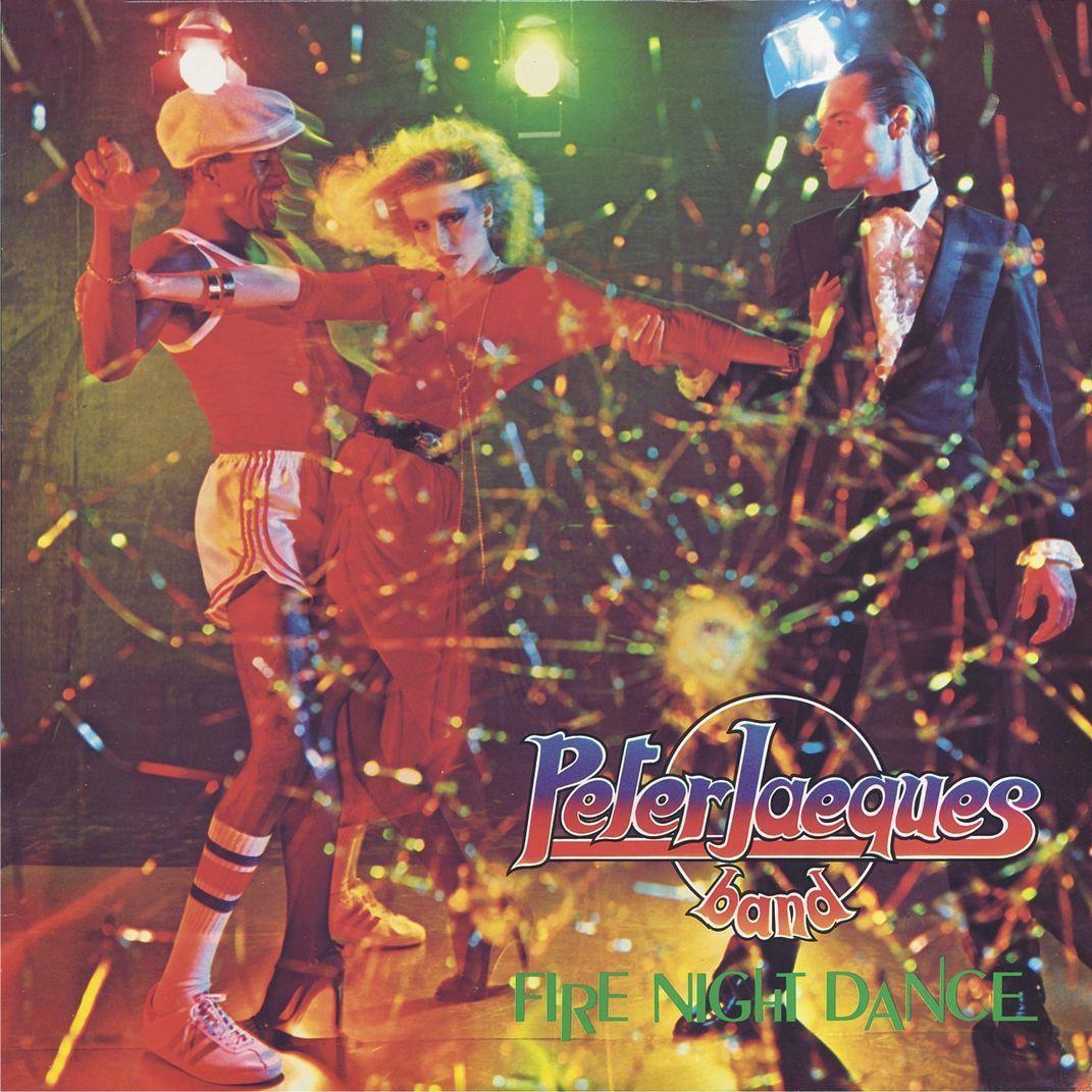 Peter Jacques Band Music Album Covers Disco Funk Disco Dance