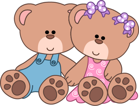 cute teddy bear clip art baby girl teddy bear clip art girl boy rh pinterest com teddy bear clipart clipart teddy bears free