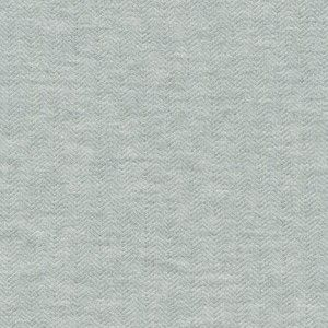 K081-1157 knit herringbone in grey heather