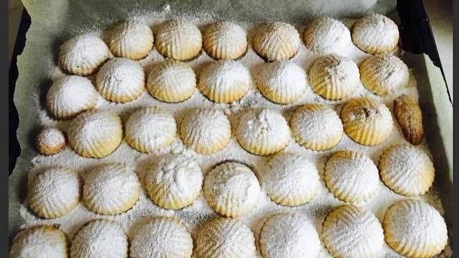 طريقة عمل المعمول اللبناني بالصور من Roudayna Recipe Desserts Food Tasty