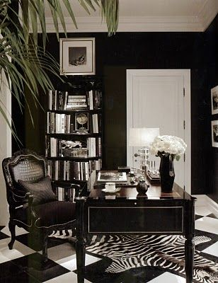 All Lacquered Up Home Office Decor Home Office Space Home