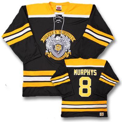 IMAGE | Dropkick Murphys Signed & Sealed Hockey Jersey
