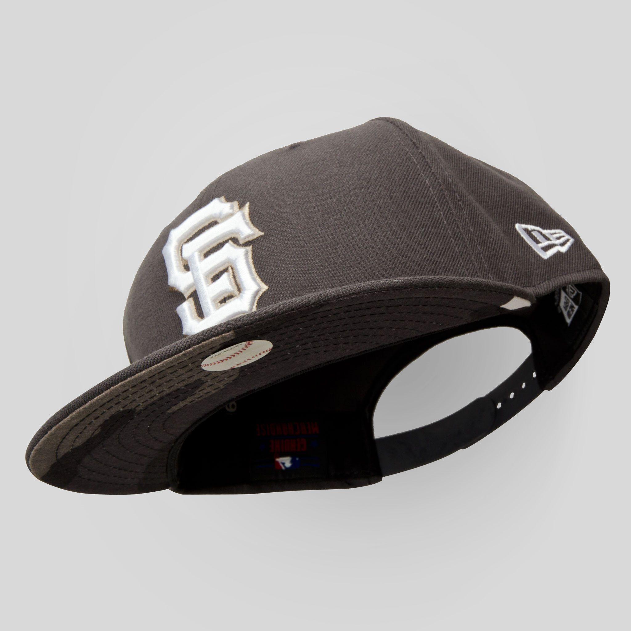 591176904ff SF Giants New Era Snapback Cap in Gray Urban Camo