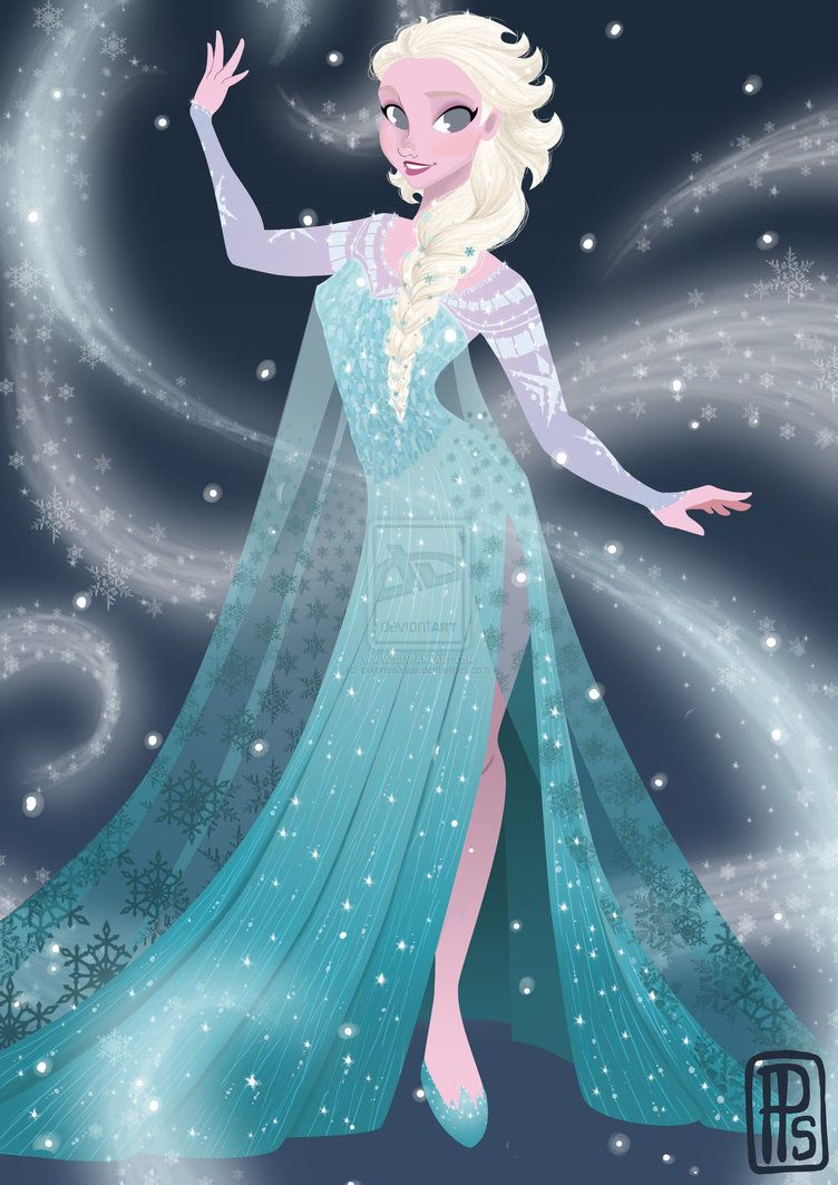 Disney Frozen-Elsa