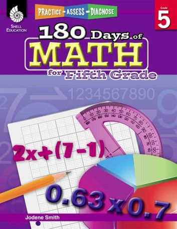 180 Days of Math for Fifth Grade: Practice, Assess ...