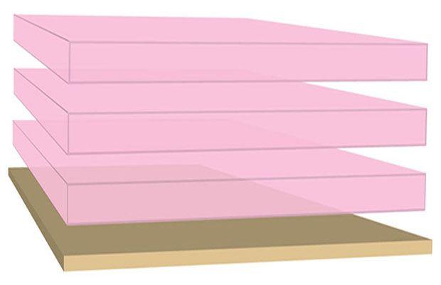 How To Insulate Attic Hatch Panels Diy House Help Attic Remodel Attic Flooring Attic Renovation