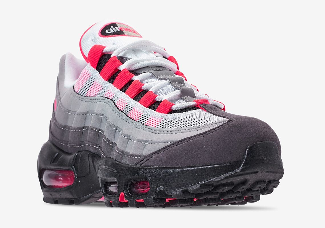 d236e8e5a87a Nike Air Max 95 Solar Red at2865-100 Release Date  thatdope  sneakers   luxury  dope  fashion  trending