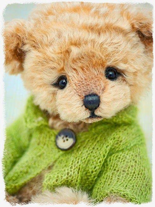 Three O'Clock Bears (by Jenny Johnson)