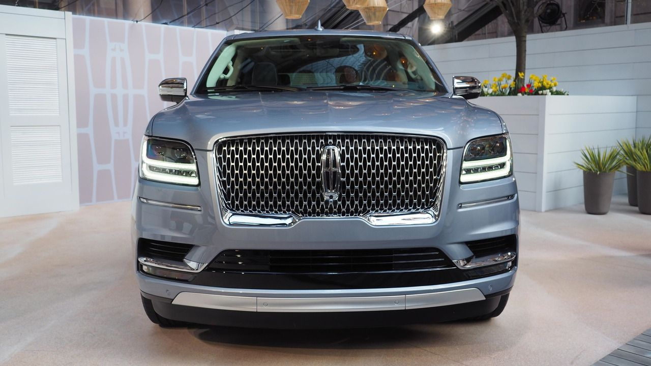 Lincoln Navigator Black Label At New York Auto Show Lincoln - Lincoln car show