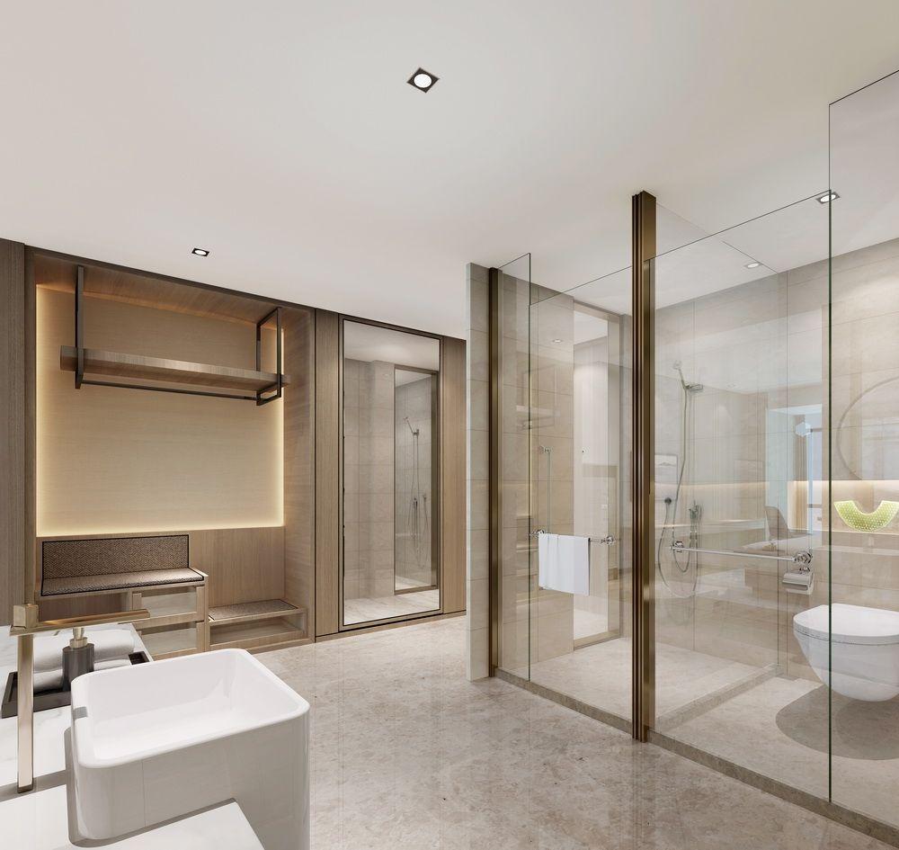 Pingl Par Beatrice Karlinda Sur Bathrooms Pinterest Sdb Et D Co