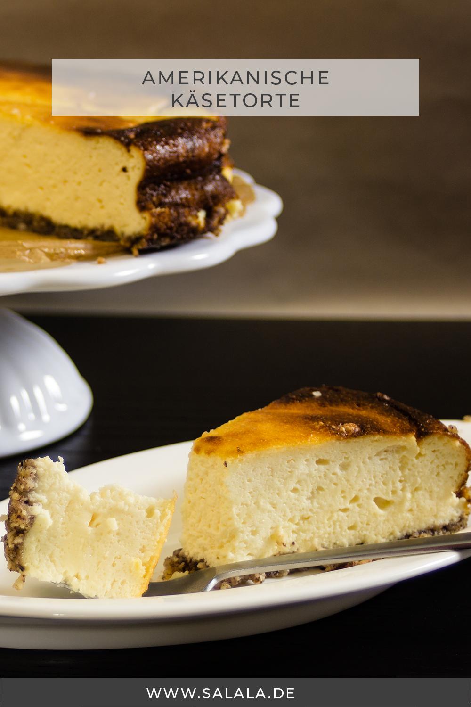 Amerikanische Kasetorte Kasekuchen Low Carb Und Glutenfrei Salala De Low Carb Leicht Gemacht Rezept Kuchen Und Torten Rezepte Lecker Kuchen Und Torten