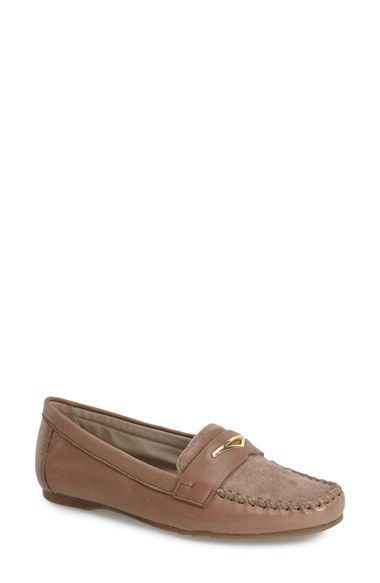 cbbb2b8e9 Franco Sarto 'Papillon' Loafer Flat (Women) | Products | Loafer ...