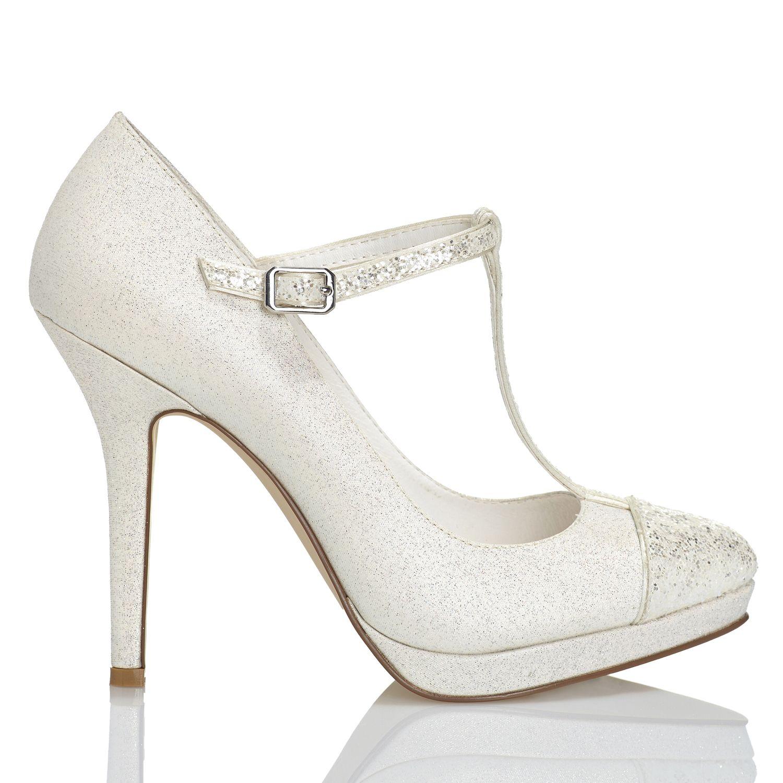 Mujer Menbur 6510 Zapatos De Tacón Blanco