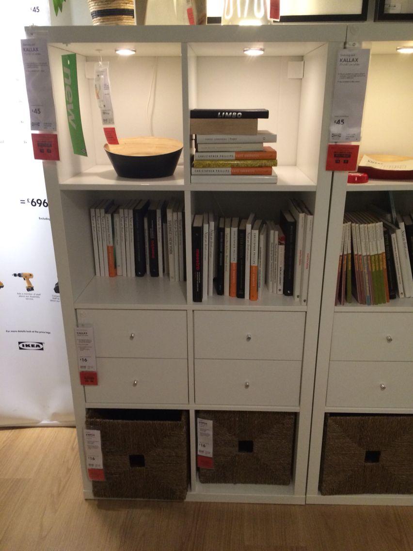 Kallax ikea interieur pinterest ikea kallax ikea for Ikea kallas
