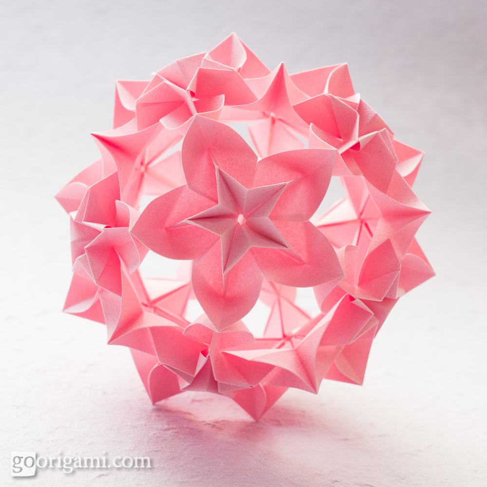 Kusudama Yahoo Image Search Results Easy Origami