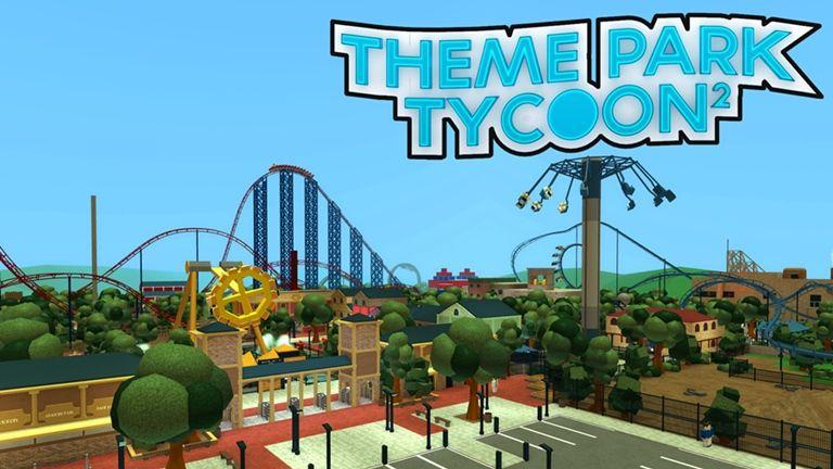Theme Park Tycoon 2 Roblox Theme Park Roblox Park