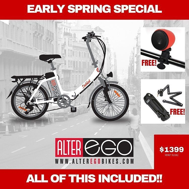Free Bluetooth Speaker And Portable Folding Bike Lock Completes This