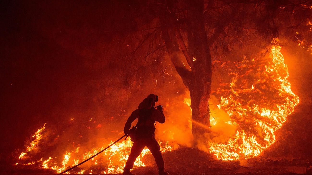 Northern California Wildfires California Wildfires Forest Fire Fire