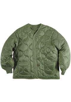 af591dc7eef Alpha ALS 92 M65 Liner Jacket Olive Green