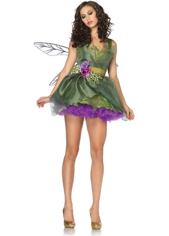 Fee Kostuum Dames.Vrouw Dames Fee Kostuum Volwassen Tinkerbell Door