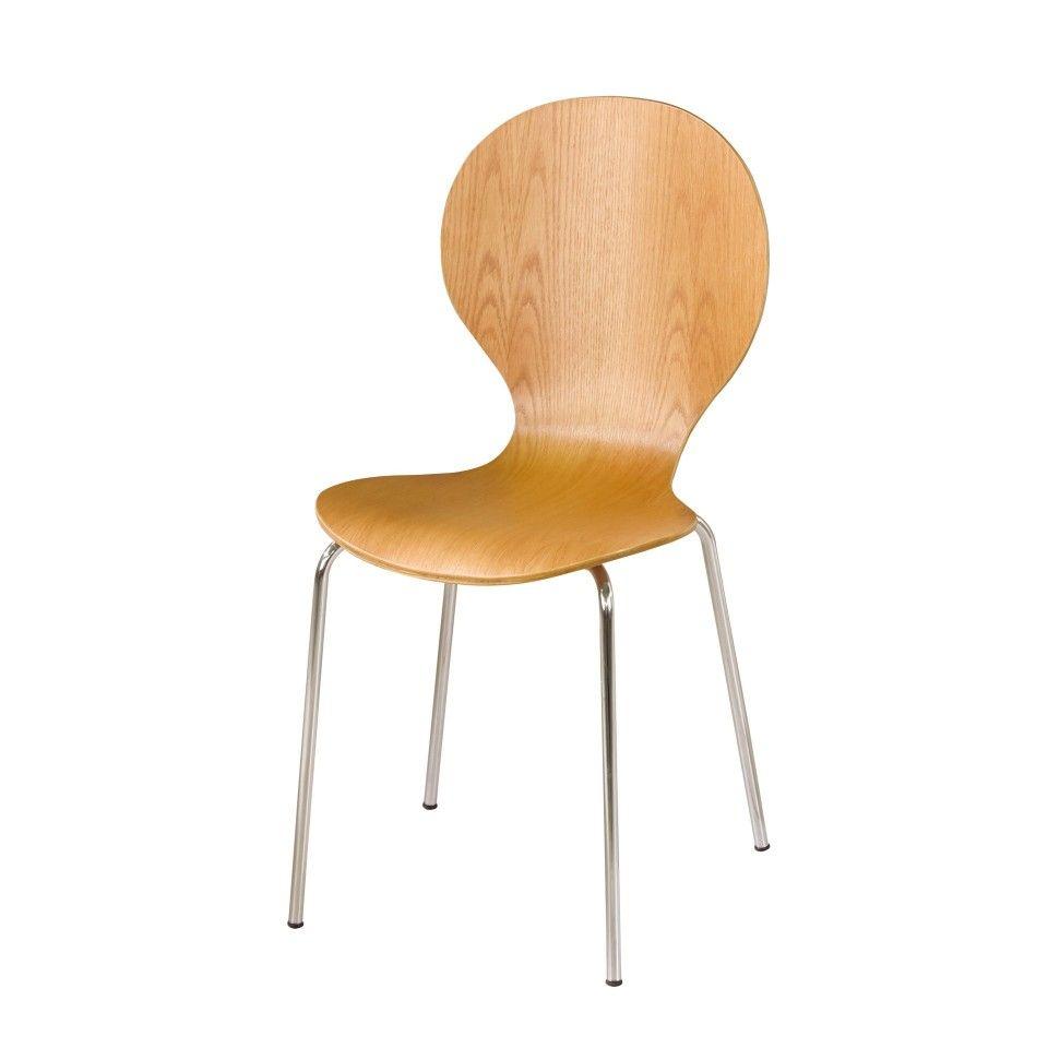 stapelstuhl fanny eiche b ro pinterest st hle eiche und essen. Black Bedroom Furniture Sets. Home Design Ideas