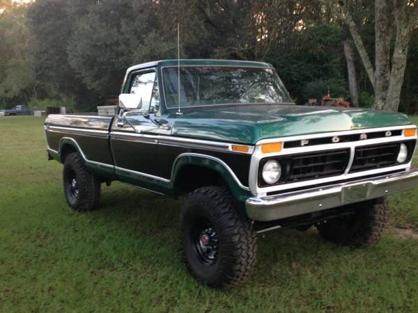 79 f250 with 77 grill 70 39 s classic ford trucks pinterest. Black Bedroom Furniture Sets. Home Design Ideas