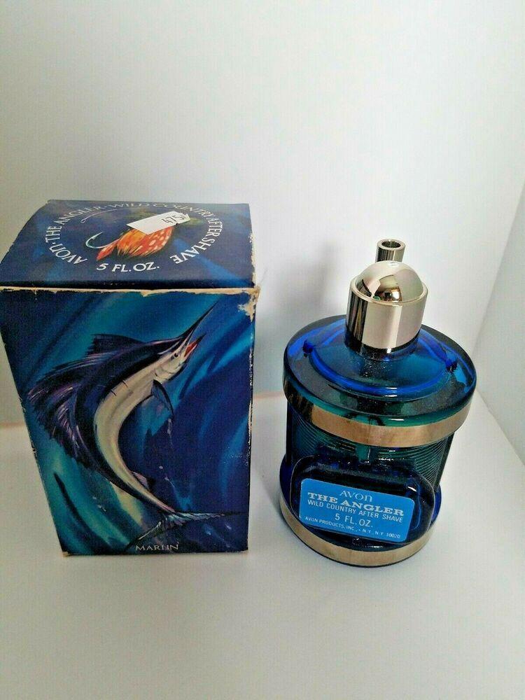 Avon The Angler Fishing Reel Bottle