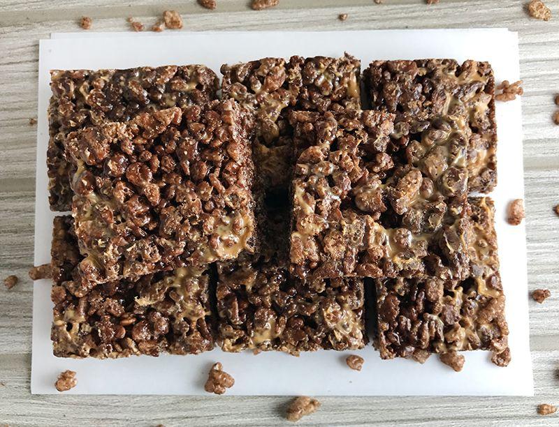 Cocoa Krispie Treats | Recipe | Cocoa krispies, Cocoa ...
