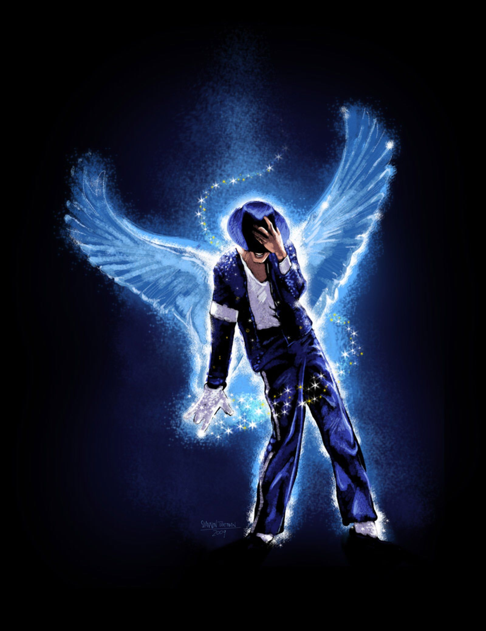 Michael Jackson Tribute By Shannontrottman On Deviantart