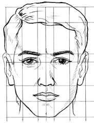 Rostro Humano Como Dibujar Un Hombre Facil Paso A Paso Resultado De Imagen Para Cuadriculas Para Dibujar Rostros Como
