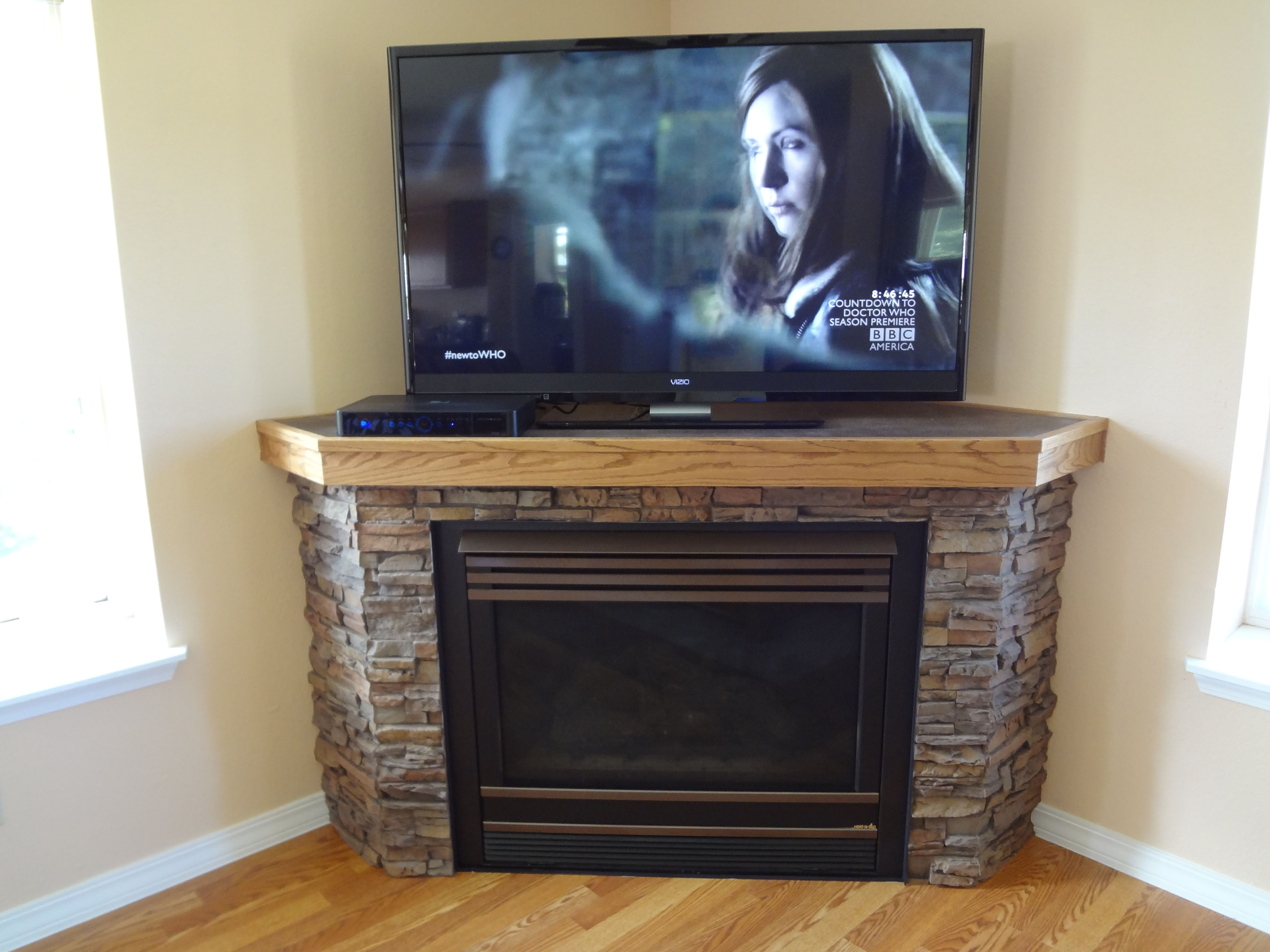 entertainment white with fireplace tv center stands diy ana fireplaces projects
