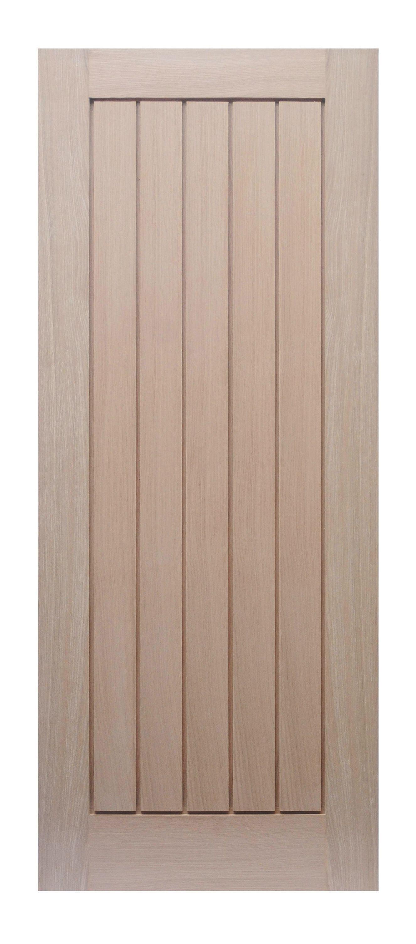 Wickes Geneva Internal Oak Veneer Door 5 Panel 1981x762mm  sc 1 st  Pinterest & Wickes Geneva Internal Oak Veneer Door 5 Panel 1981x762mm | Doors ...