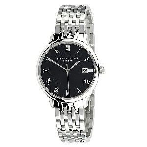 eternal silver men s silver bracelet watch product number eternal silver men s silver bracelet watch product number 8051895