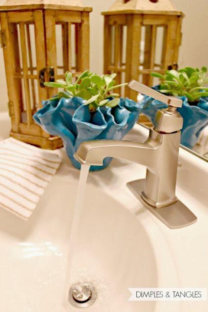Moen Boardwalk Faucet Brushed Nickel With Spot Resist Finish - Moen boardwalk bathroom faucet for bathroom decor ideas