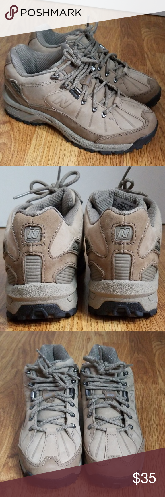d4f296dd9f5 New Balance 965 Leather Country Walker Shoes If you like going off ...