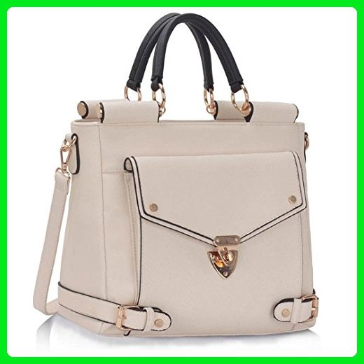 New Women Designer Handbags Las Faux Leather Shoulder