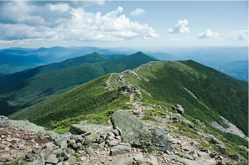 New Hampshire's 5,089-foot Mount Lincoln