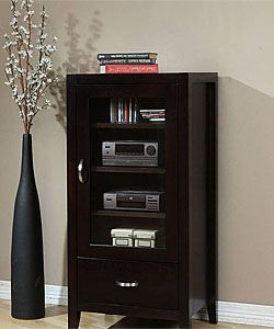 pin by amber schroedter on for the home stereo cabinet cabinet rh pinterest com audio video cabinet with glass door small audio cabinet with glass doors